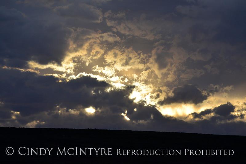 Sunset, Lookout Mt, Sand Wash Basin CO (1)