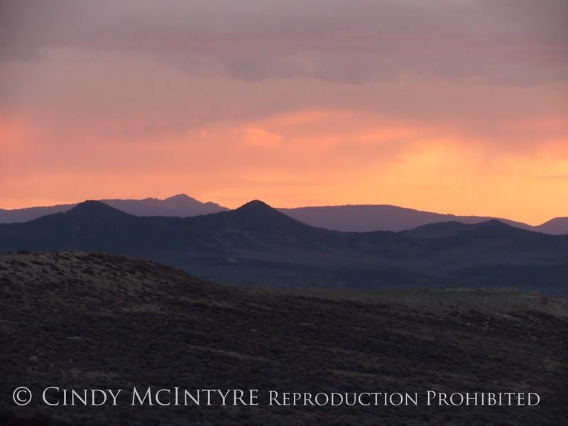Sunset, Lookout Mt, Sand Wash Basin CO (16)