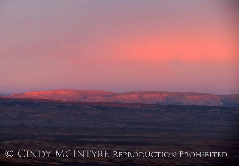 Sunset, Lookout Mt, Sand Wash Basin CO (8)