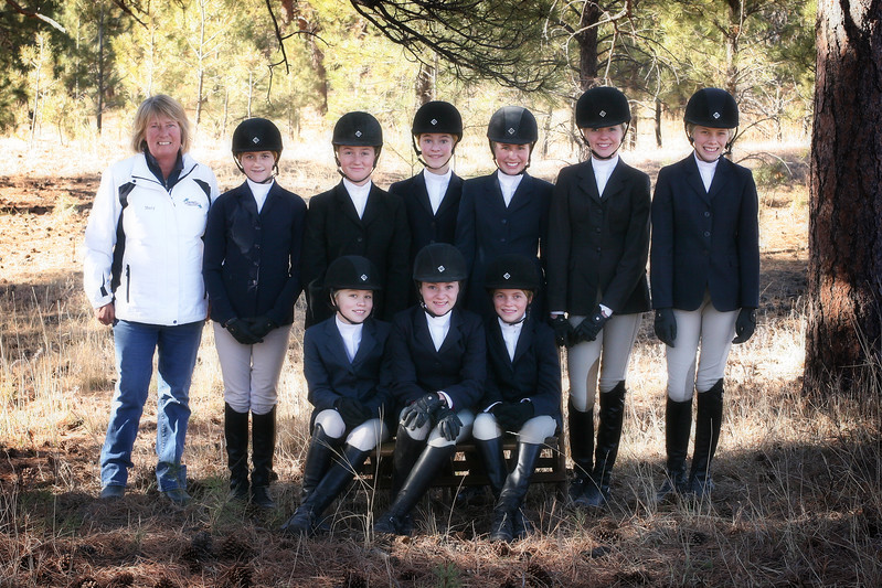 North Woods IEA Middle School Team 2012