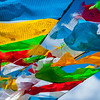 Tibatian Prayer Flags