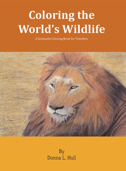 I Love Coloring The In This Grayscale Wildlife Book You Will Too