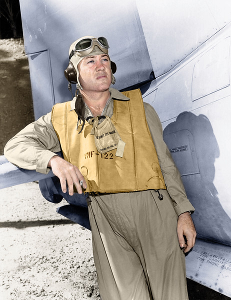 "Gregory ""Pappy"" Boyington"