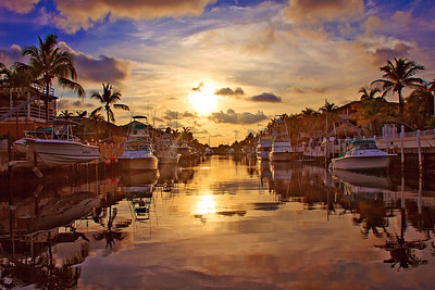 Key Largo Canal