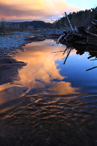 Puyallup River, Orting