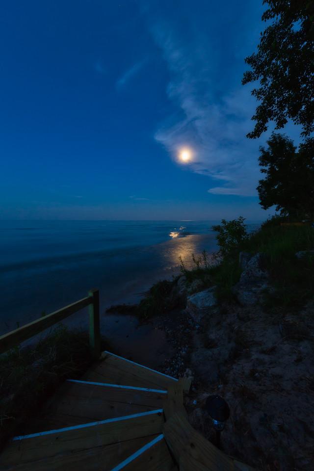 Walk into the Moonlight
