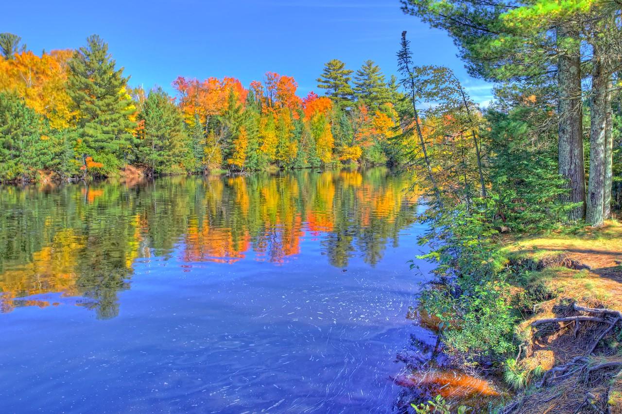 Lake of the Falls 4