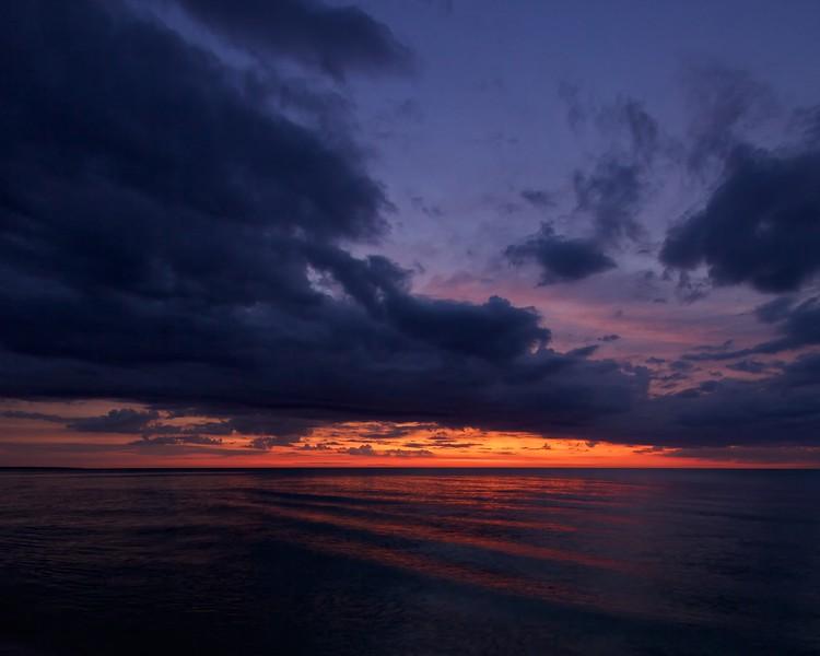 Lake Michigan Sunrise 16