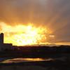Tama River Sunset