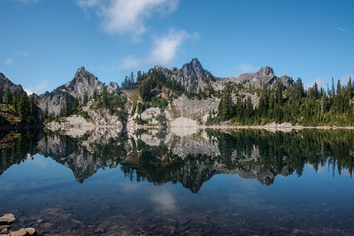 Gem Lake, Alpine Lakes Wilderness