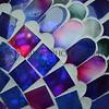 Glass gazing ball