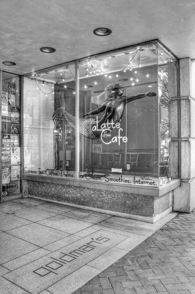 aLatte Coffee Shop
