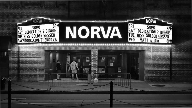NORVA - Music Venue