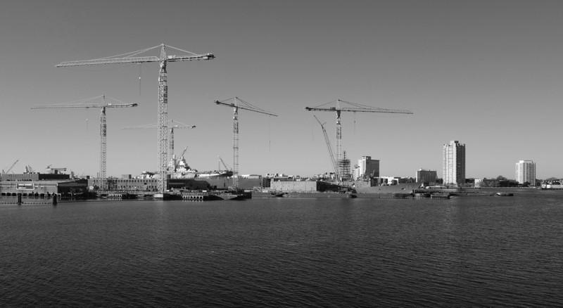 Working Harbor - Elizabeth River