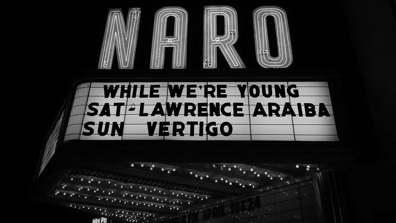 Naro Expanded Cinema - Norfolk's Ghent Neighborhood