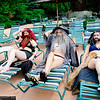 Gloin, Gandalf the Grey, and Thorin Oakenshield