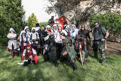 Colossalcon 2017 Assassin's Creed