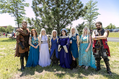 Colossalcon 2017 Game of Thrones