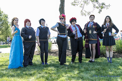 Colossalcon 2017 Harry Potter