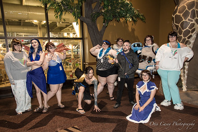 Colossalcon East 2017 Overwatch