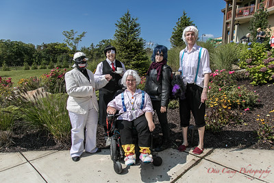 Colossalcon East 2017 Tokyo Ghoul