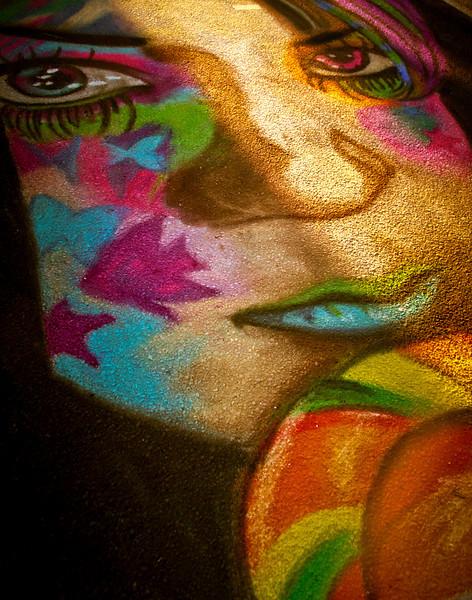 Street Art Amanda  Royal Palm Beach  Fl  2011