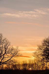 Whipsnade Sunset
