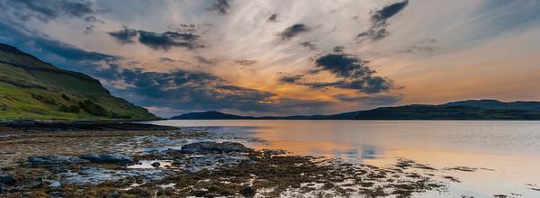 Mull Loch Panoramic