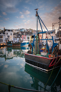 Weymouth Harbour Boats (1 of 3)