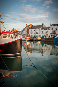 Weymouth Harbour Boats (3 of 3)