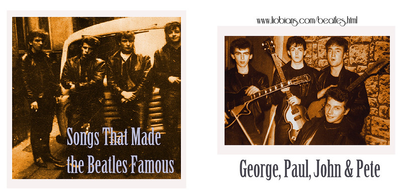cdSongs That Made the Beatles Famous