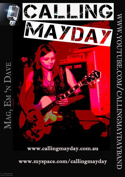 Calling Mayday Posteri
