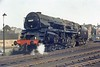 92029 Kettering 25th August 1962 ex Crosti boilerd 9F