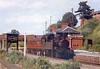 1445 + 1 coach Sharpness 15th July 1964 Collett 1400 class