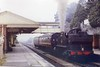 4143 langport east railway station July 1962 Collett 5101 class