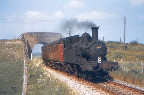 1407 unknown location Collett 1400 class