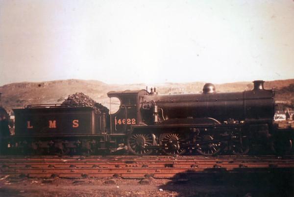 14622 unknown location Pickersgill Caledonian Railway 191 Class