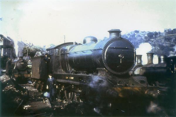 14765 Clan Stewart is at Oban, almost certainly around August 1939