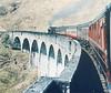 61784 Glenfinnan Viaduct 9th May 1959 Gresley K2