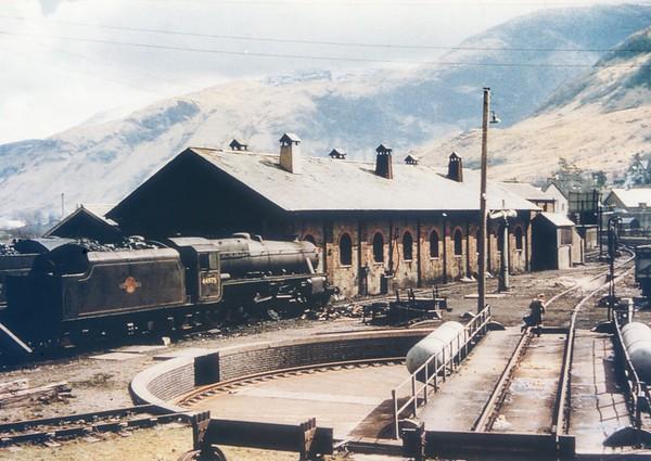 44975 Fort William Shed April 1962