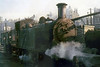 69128 being used as a stationary Boiler at Edinburgh St  Margrets shed 1964 Reid N14 and N15 (NBR Class A) 0-6-2T