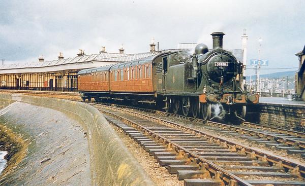 67474 Craigendoran with a service to Arrochar Reid NBR C15