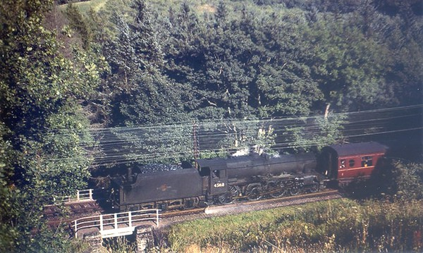 45168 Dunblane 23rd August 1965