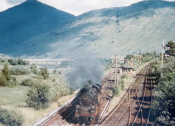 80028 Crianlarich East Jct June 1965