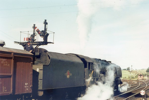 46237 City of Bristol Oxenholme 30th August 1964
