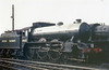 61665 Leicester City unknown location Gresley B17 Footballer Class 4-6-0s