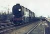 33011 Farnborough 23rd March 1963 Bulleid Q1 Class