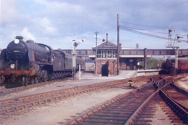 30823 Seaton Jct 13th July 1963 Maunsell S15