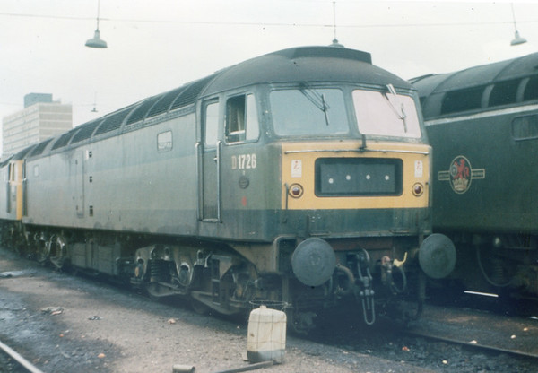D1726 unknown location Brush Type 4 (class 47)