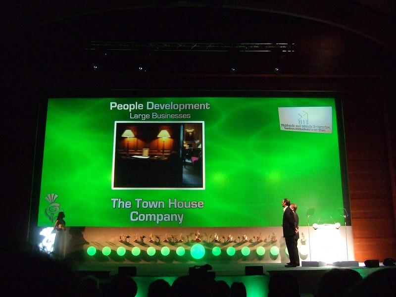 Town House Company Award